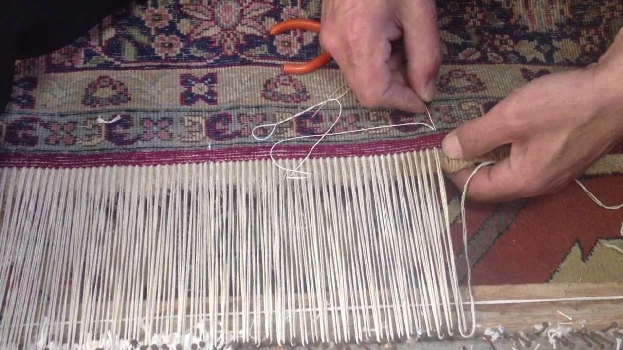 Rensning af tæpper