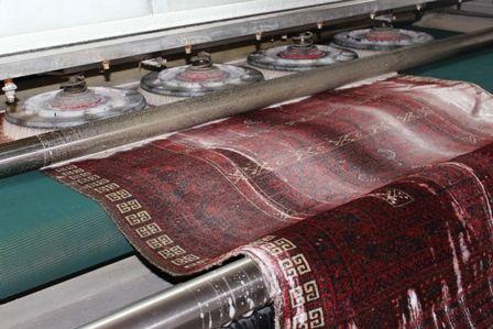 Rensning og vask af tæpper