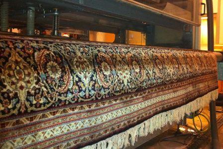 Vask af tæpper