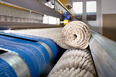 Tæpperens af ægte tæpper